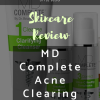 Adult Acne Sufferers, MD Complete May Be Your Answer To Clearer Skin -- Fashion's Sense